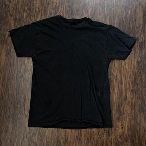 Hanes Black Shirts